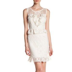 Romeo & Juliet Couture Sleeveless Lace Dress